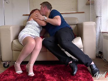 AgedLovE Horny Milf enjoying Rough Hardcore Sex