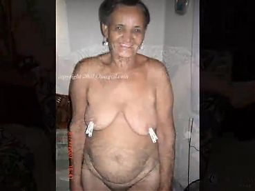 OmaGeiL Hot Old Wrinkly Ladies Pictured Naked