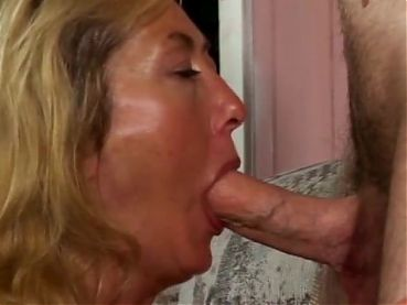 Hot mature with big tits