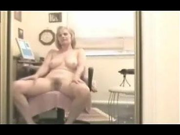 Gorgeous Granny Filming Herself For Your Pleasure