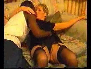 Lisa & Black Cock